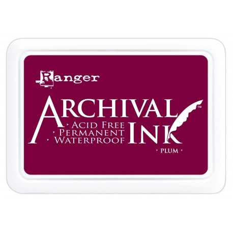 Tinta ARCHIVAL INK Plum