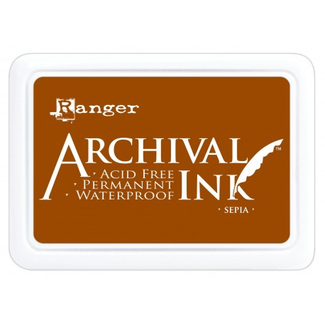Tinta ARCHIVAL INK Sepia