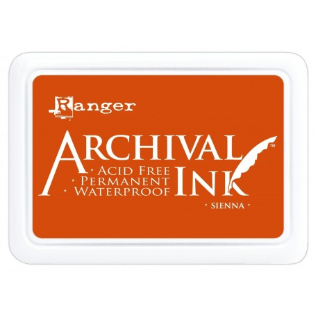 Tinta ARCHIVAL INK Sienna