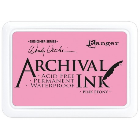 Tinta ARCHIVAL INK Pink Peony