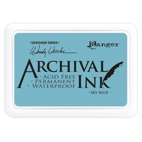 Tinta ARCHIVAL INK Sky Blue