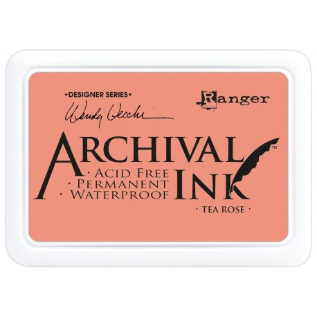 Tinta ARCHIVAL INK Tea Rose