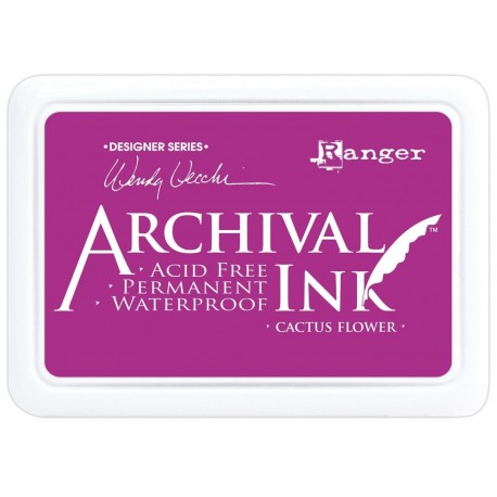 Tinta ARCHIVAL INK Cactus Flower