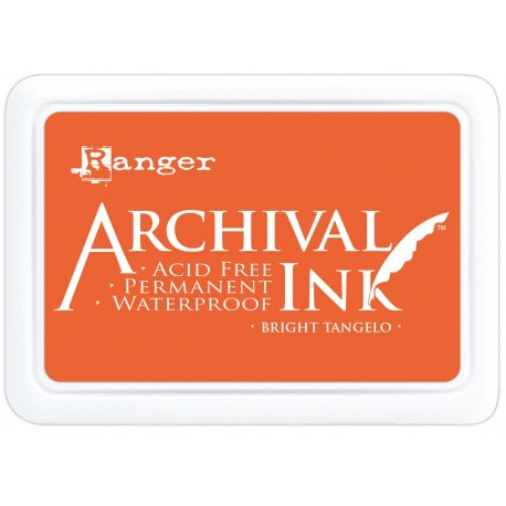 Tinta ARCHIVAL INK Bright Tangelo