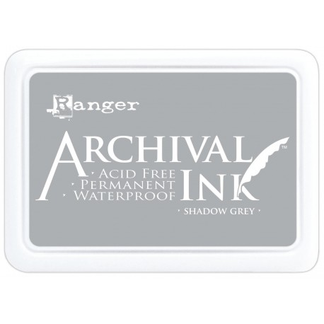 Tinta ARCHIVAL INK Shadow Grey