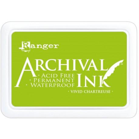 Tinta ARCHIVAL INK Vivid Chartreuse