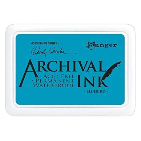 Tinta ARCHIVAL INK Bluebird