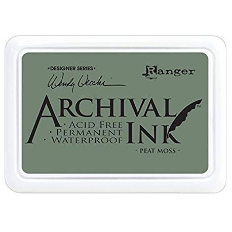 Tinta ARCHIVAL INK Peat Moss