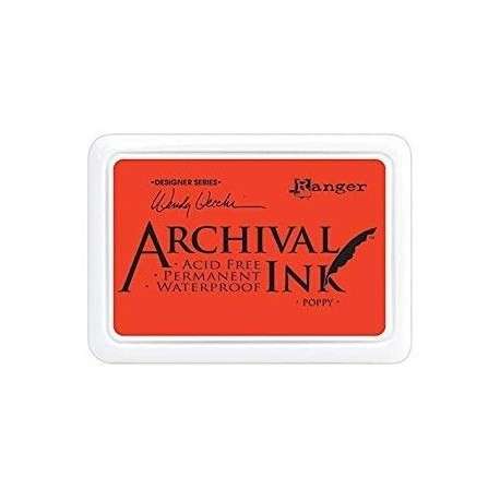 Tinta ARCHIVAL INK Poppy