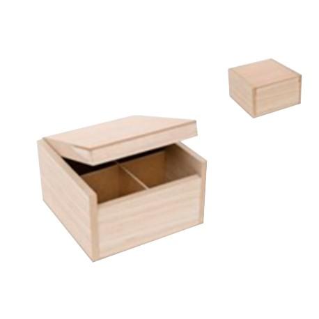 Caja 16x16x9.5cm