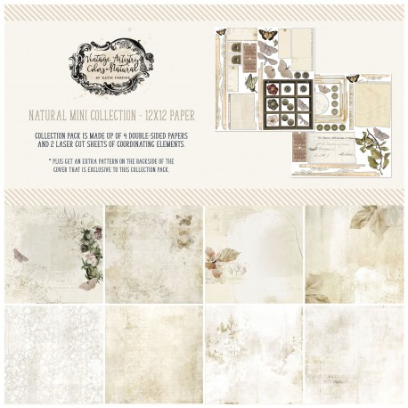 49&Market VINTAGE ARTISTRY NATURAL Mini  30x30