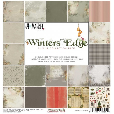 49&Market WINTERS EDGE 30x30
