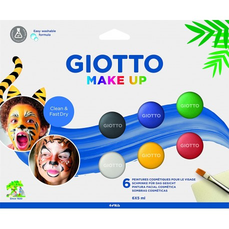 Maquillaje GIOTTO, Kit Sombras