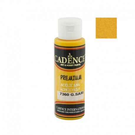Premium SUN YELLOW Cadence 70ml
