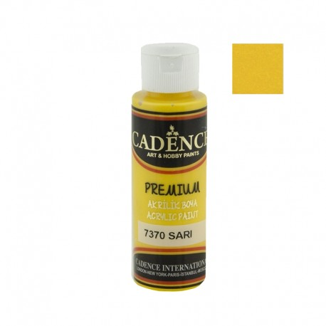 Premium YELLOW Cadence 70ml
