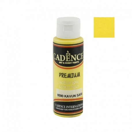 Premium MELON YELLOW Cadence 70ml