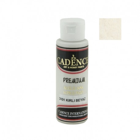 Premium DIRTY WHITE Cadence 70ml