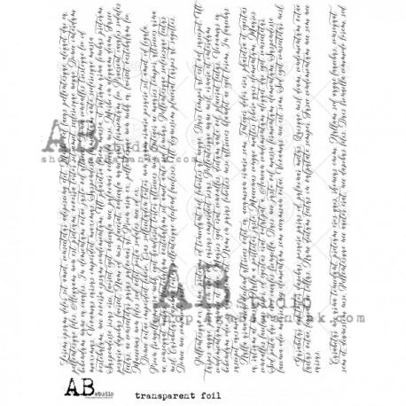 Tracing Paper AB STUDIO 002