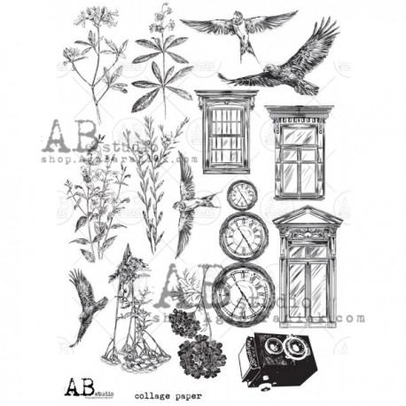 Tracing Paper AB STUDIO 019