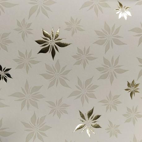 2 Papeles ROSSI Poinsettia 50x70