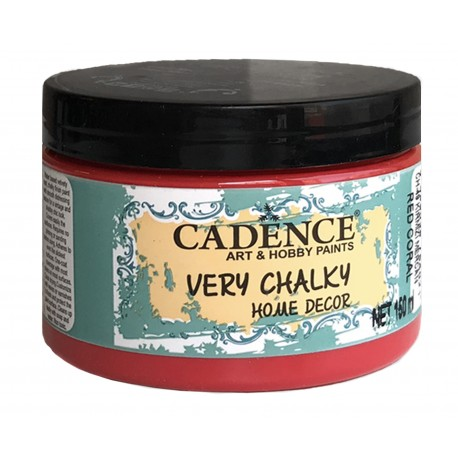 VERY CHALKY Red Cral 150ml