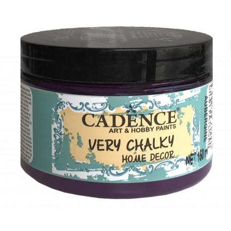 VERY CHALKY Aubergine 150ml