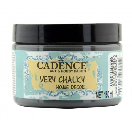 VERY CHALKY Grafitty Gray 150ml