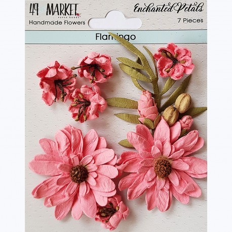 49&MARKET Enchanted Petals Flamingo