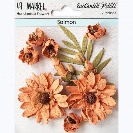 Enchanted Petals Salmon 49&MARKET