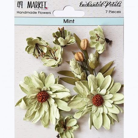 Enchanted Petals Mint 49&MARKET