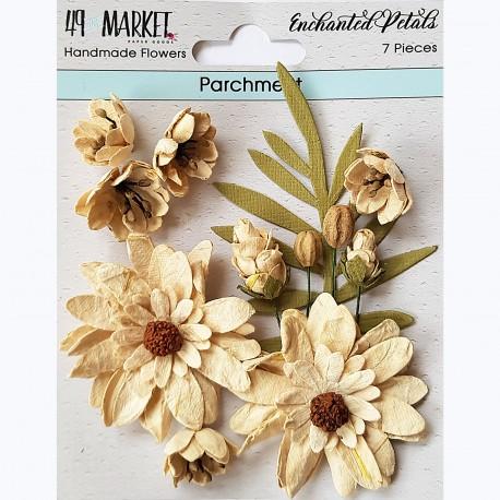 Enchanted Petals Parchment 49&MARKET