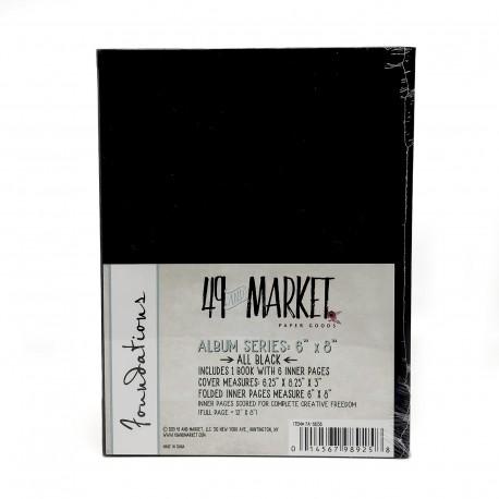 Álbum Negro 49&MARKET