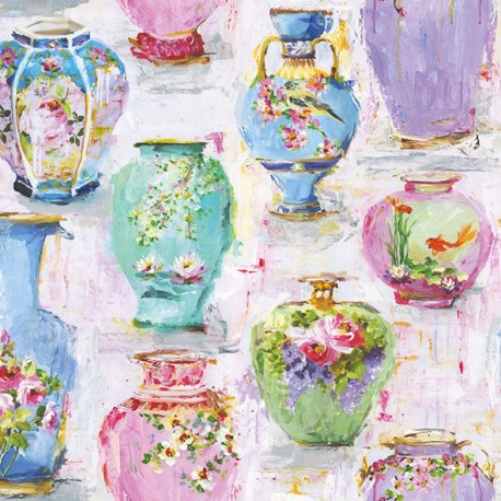 SERVILLETAS- Vases