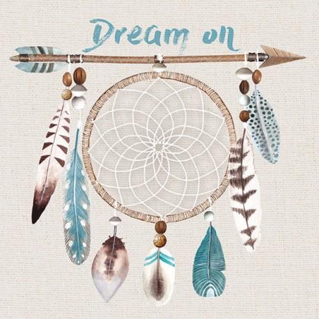 SERVILLETAS- Dream On