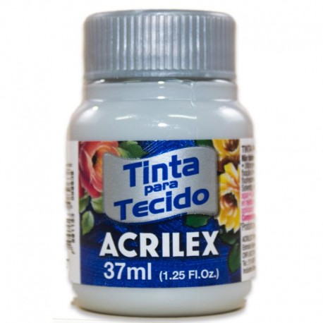 ACRILEX® Pinturas Textil Gris Claro