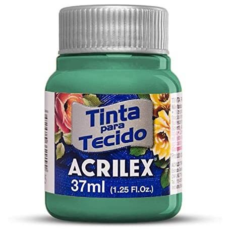 ACRILEX® Pinturas Textil Verde Mar