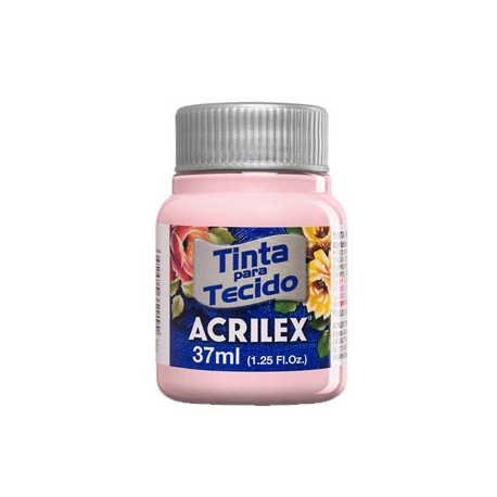 ACRILEX® Pinturas Textil Rosa Candy