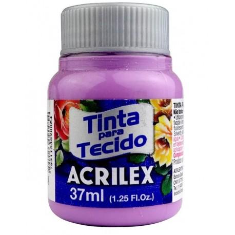 ACRILEX® Pinturas Textil Flor de Malva