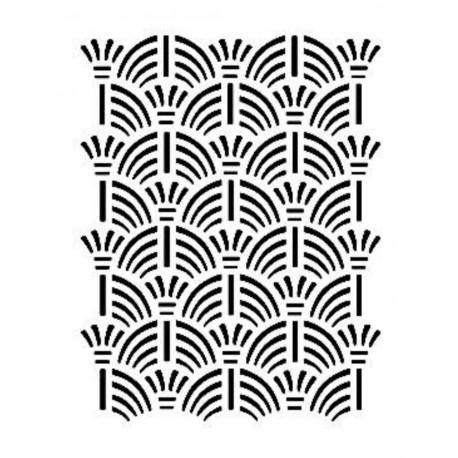 Stencil GEOMETRICOS 21x30