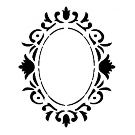 Stencil MARCO OVAL Cadence