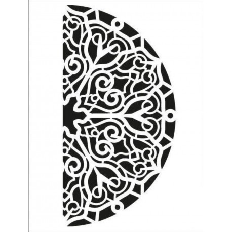 Stencil BACKGROUND Cadence 21x30