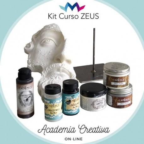 Kit Busto Zeus ACADEMIA CREATIVA