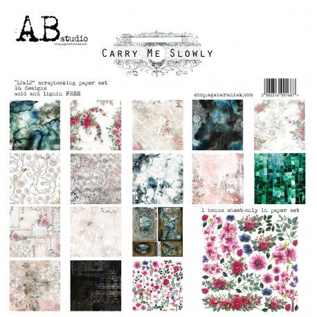 Carry Me Slowly AB STUDIO 30x30 8und.