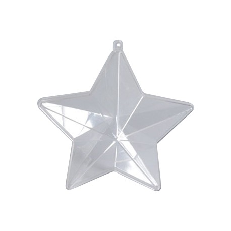 Estrella de Plástico 160mm