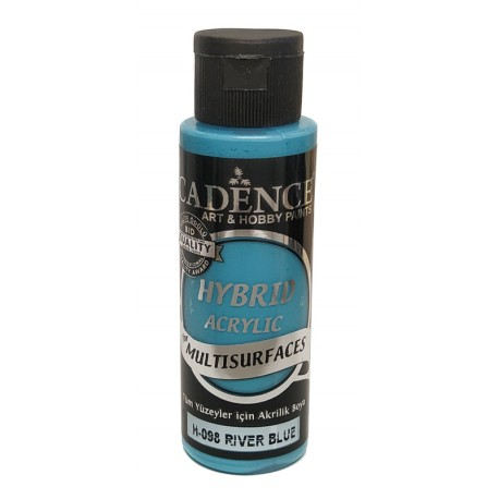 Hybrid RIVER BLUE 70ml.