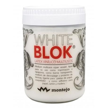 WHITE BLOK 250gr.