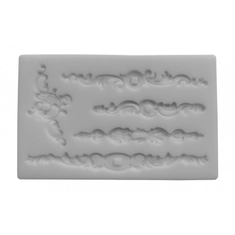 Molde Silicona CADENCE 12x19,5