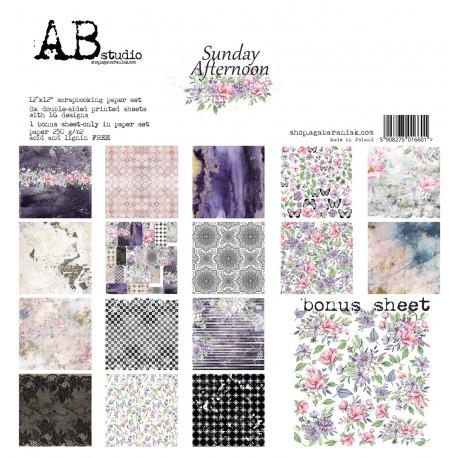 Sunday Afternoon AB STUDIO 30x30 8und.