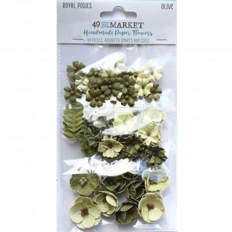 49&Market Royal Posies-Olive