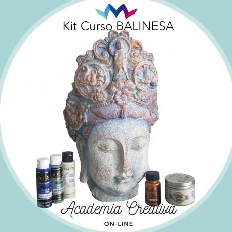 Kit Balinesa ACADEMIA CREATIVA